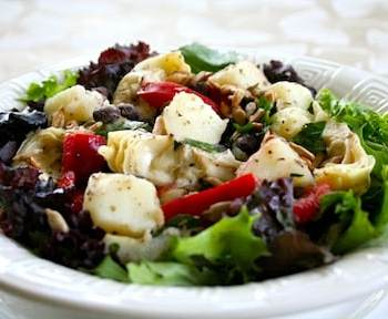 Vegan Potato and black bean salad