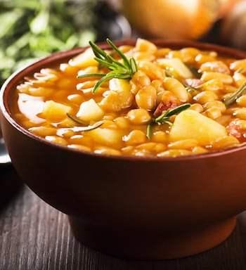 Provencal Bean Stew