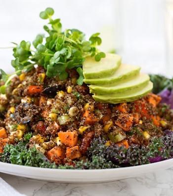 Kañiwa confetti salad
