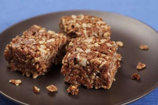 Gluten-free rice bars