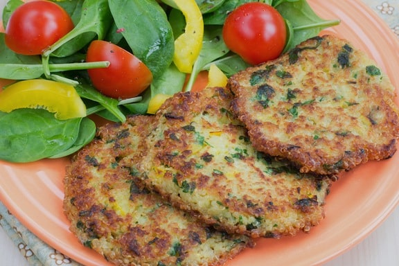 quinoa fritters2