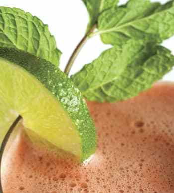 Cucumber Cooler by Danielle Omar from Skinny Juices