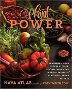 Plant power by Nava Atlas - cover