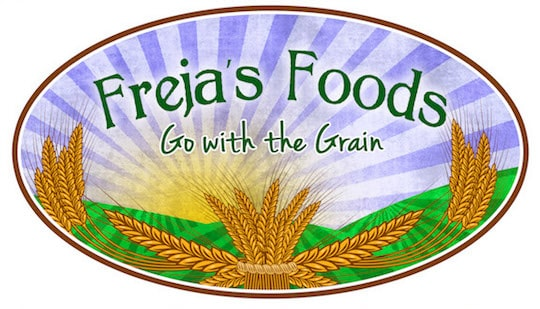 Freja's foods logo