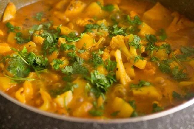 aloo gobi curry recipe