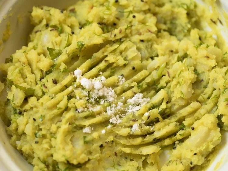 making batata vada recipe