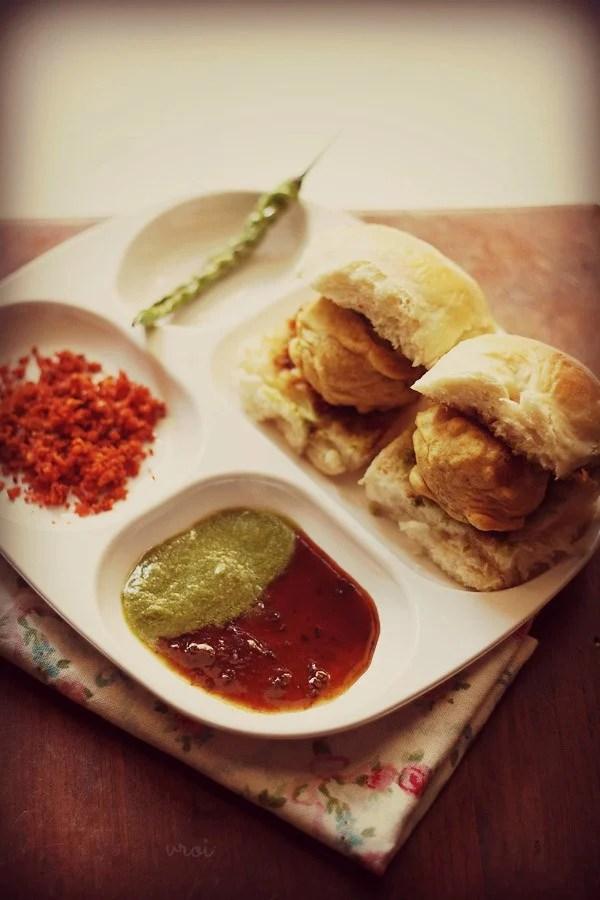 Bombay vada pav recipe