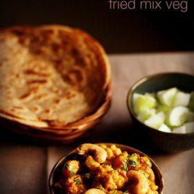 mix veg sabji recipe
