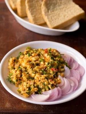 paneer bhurji, paneer bhurji recipe
