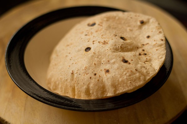 roti recipe, phulka recipe