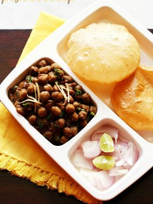 chana masala | chole recipe