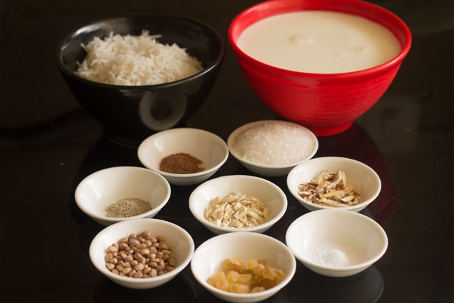 making rice pudding recipe
