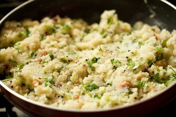 cooked upma, ready upma recipe