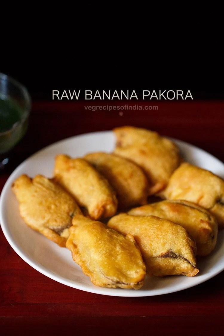 banana bajji recipe, vazhakkai bajji recipe