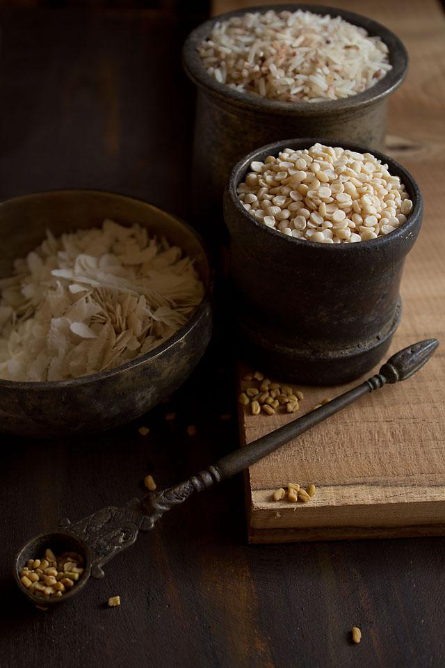 dosa batter ingredients for masala dosa recipe
