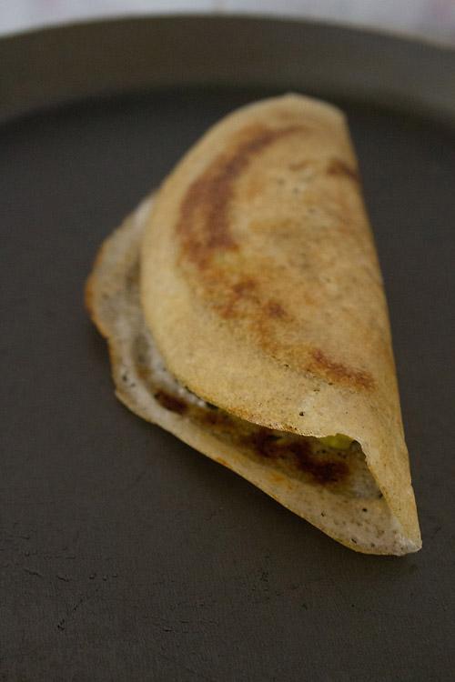how to make masala dosa recipe, masala dosa recipe
