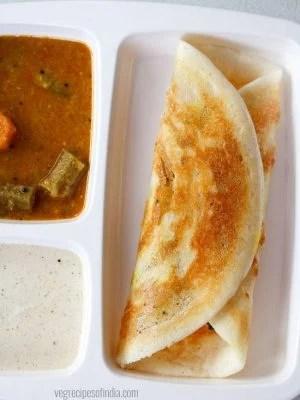masala dosa recipe restaurant style