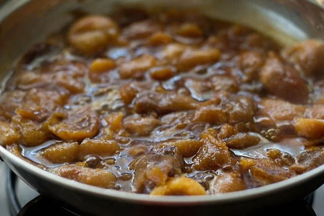 cooking apricots