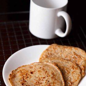 punjabi poora recipe, puda recipe