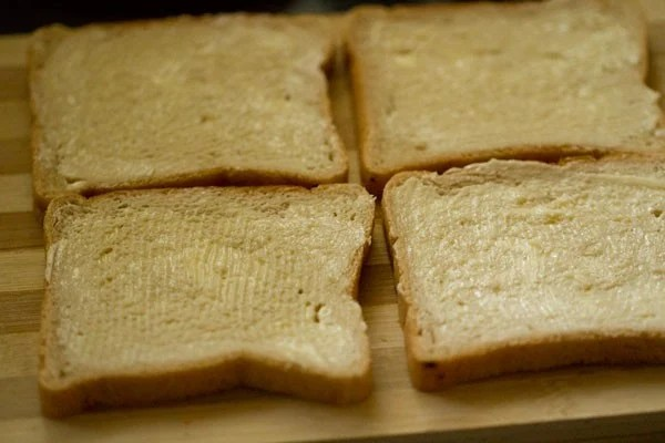 bread for Mumbai masala toast sandwich recipe