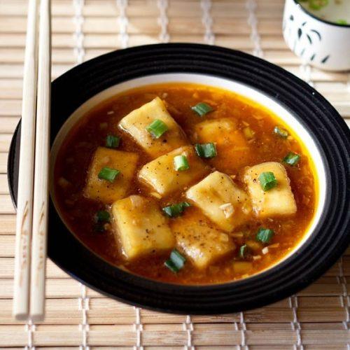 Paneer Manchurian Recipe