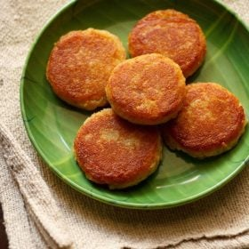 corn cutlet, corn tikki, corn patties
