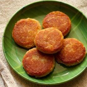corn patties recipe, corn cutlet recipe, sweet corn tikki recipe