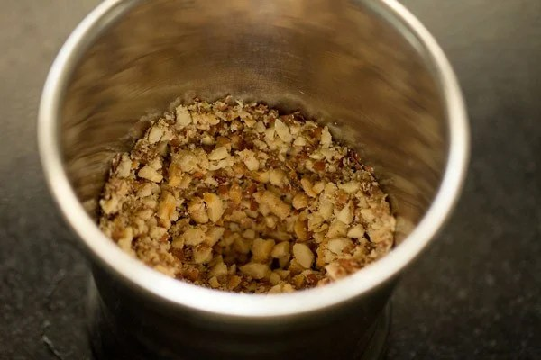 peanut mixture for farali pattice recipe