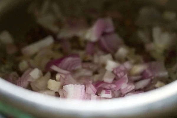 onions for lobia recipe