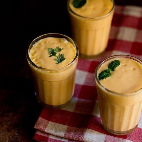 Mango Lassi Recipe, Aam ki Lassi Recipe