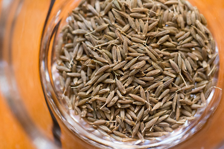 cumin seeds for panch phoron recipe