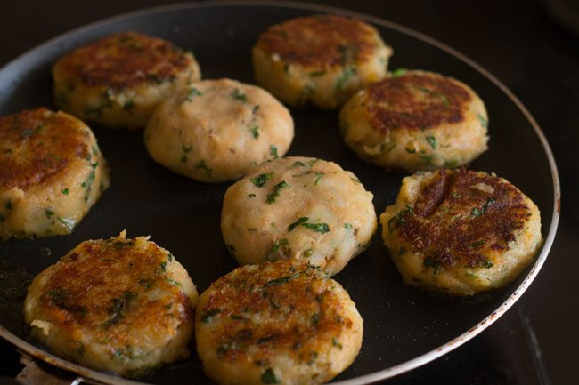 aloo tikki sindhi recipe