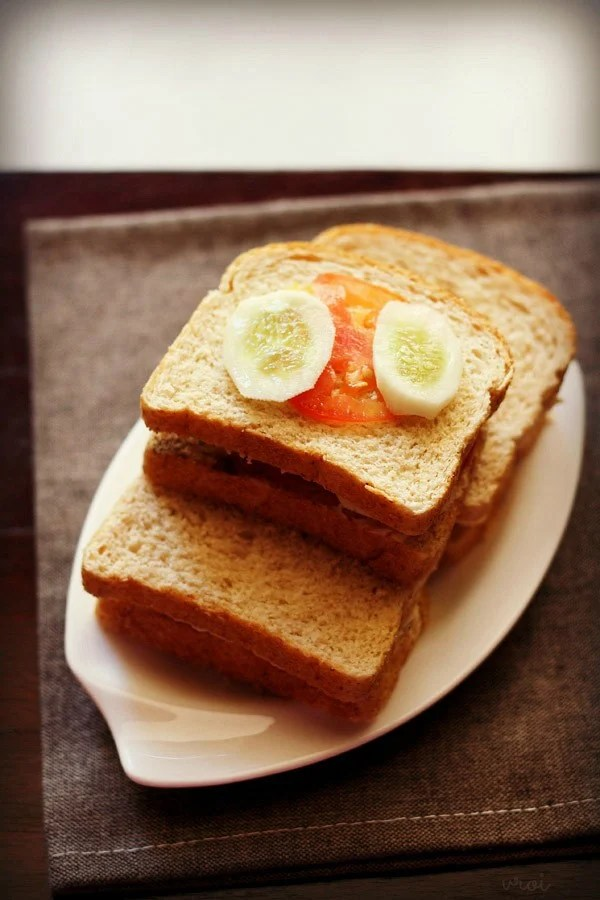 tomato cucumber sandwich recipe