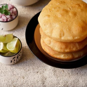 Bhatura Recipe (Bhature)