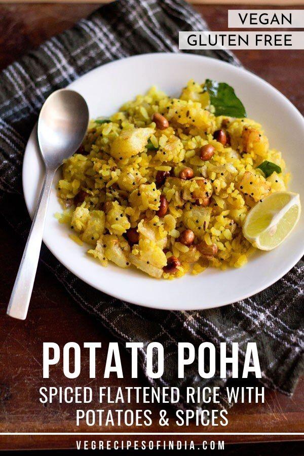 Potato Poha