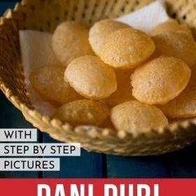 PURI FOR PANI PURI