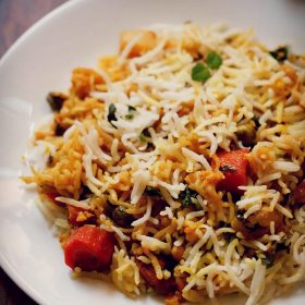 veg biryani, biryani recipe, hyderabadi veg biryani recipe