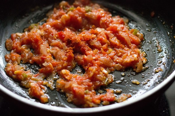 chilli powder to baingan bharta recipe