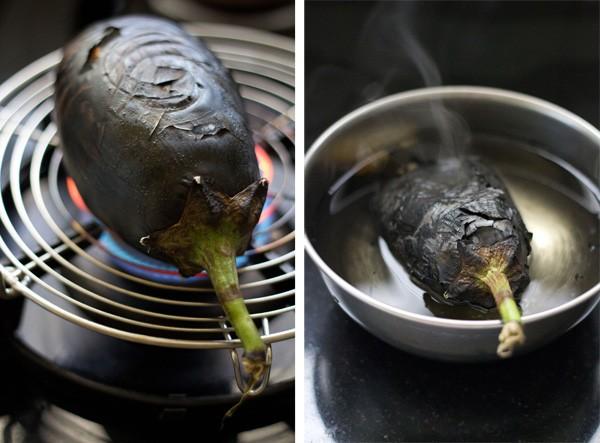 baingan for Baingan Bharta Recipe