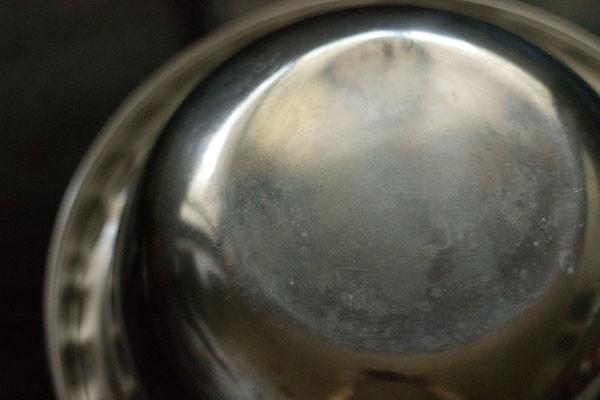 roasted baingan for preparing baingan bharta recipe