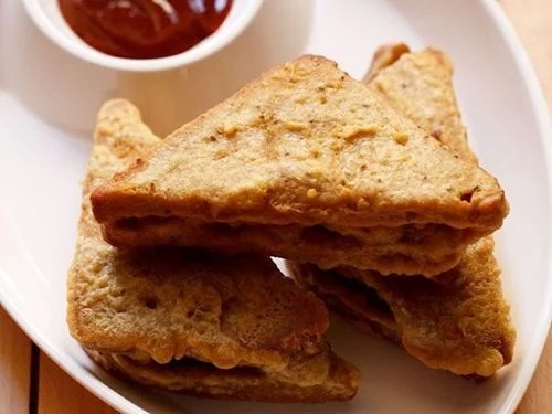 bread pakora recipe