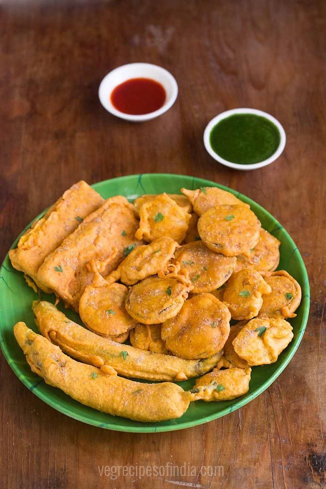 mix veg pakora recipe