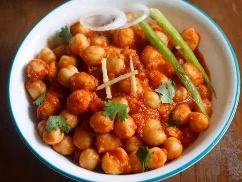 Punjabi chana masala recipe