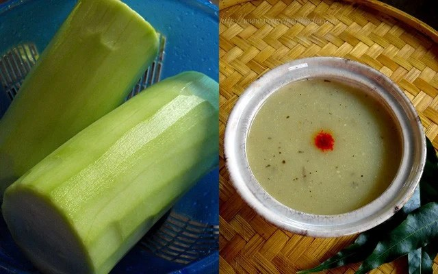 lauki soup recipe, bottle gourd soup