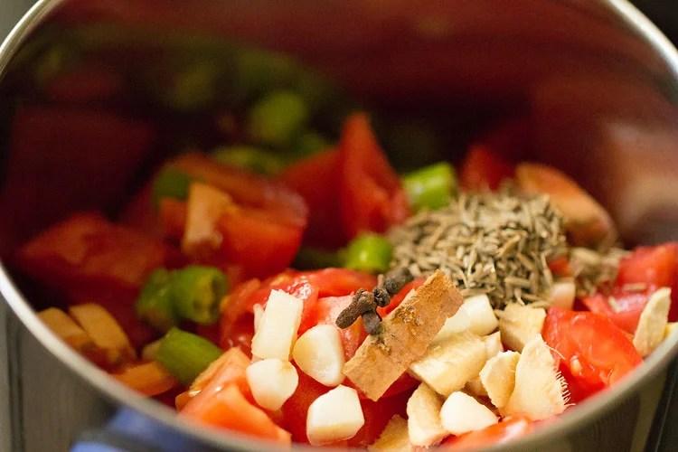 tomatoes to make making tomato bath recipe