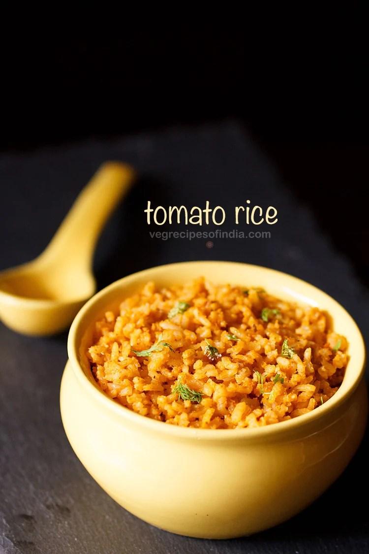 tomato bath, tomato rice