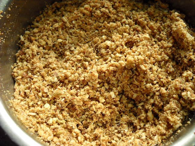 ready dukka or dukkah recipe