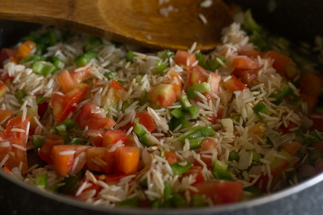 spanish fried rice recipe