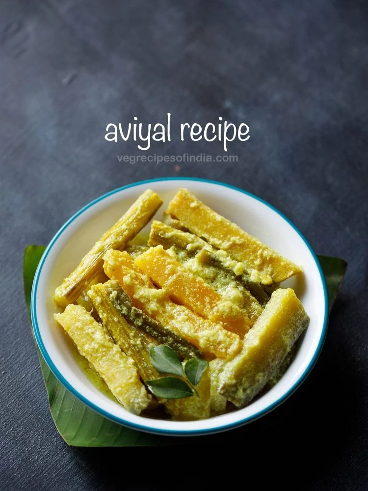 aviyal recipe