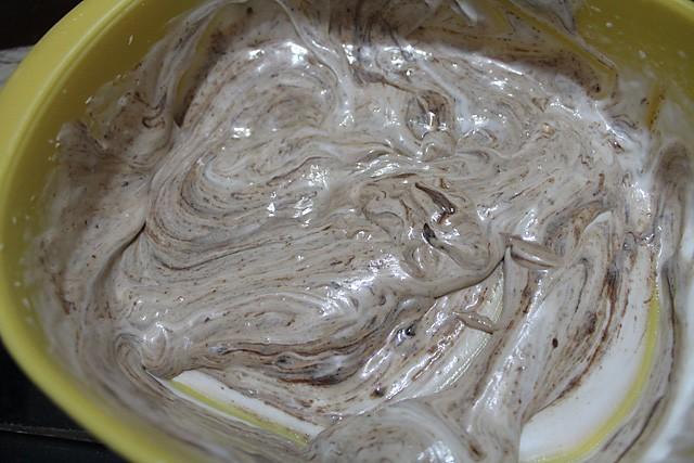 making eggless chocolate mousse recipe